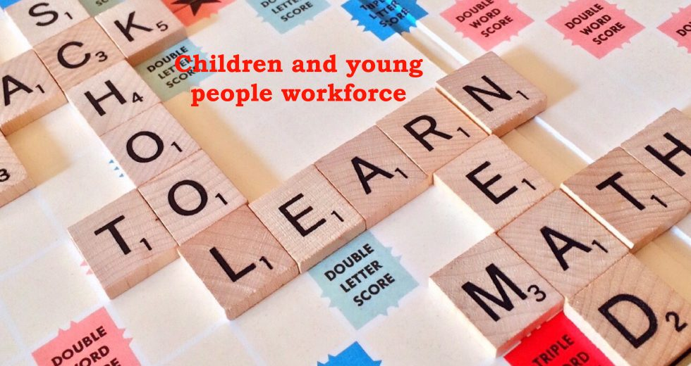 Apprecticeship in Children and young people workforce