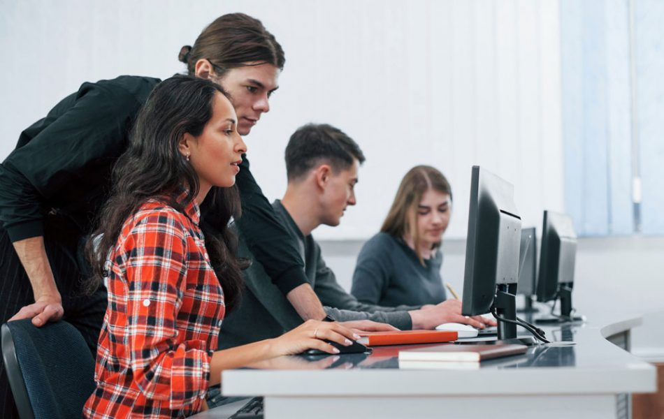 am-i-doing-it-right-group-young-people-casual-clothes-working-modern-office