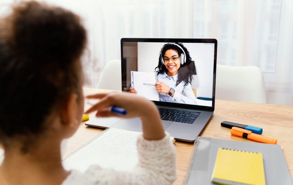 little-girl-home-during-online-school